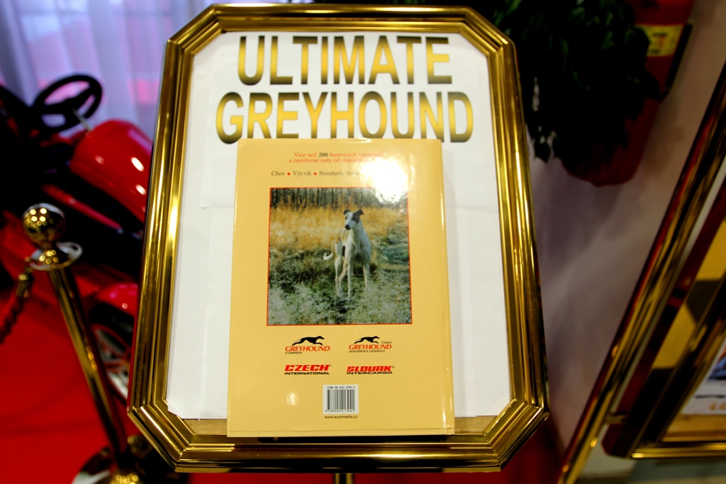 THE ULTIMATE GREYHOUND PR|X
